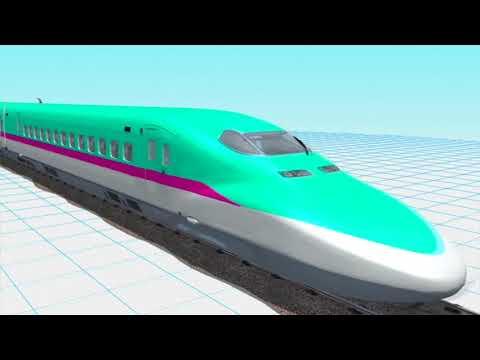 India Begins Work On Japanese Bullet Train