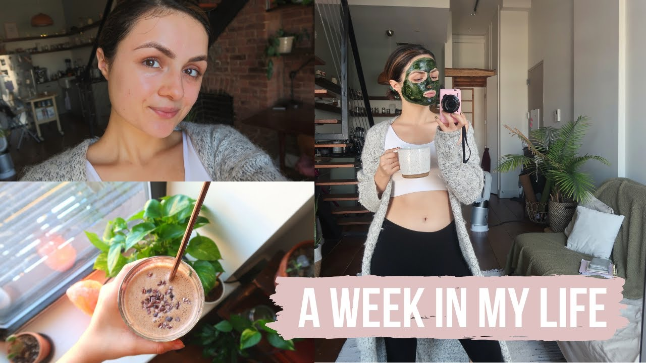 A WEEK IN MY LIFE: Organizing + Self Care Quarantine Vlog