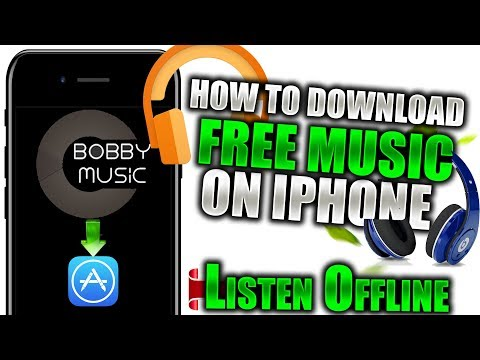 HOW TO DOWNLOAD ANY MUSIC FOR FREE + OFFLINE Mode (NO JAILBREAK/NO COMPUTER) ON iPhone, iPad-2017