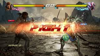 Eddy Vs Yoshimitsu Ultimate Tekken 7 Multiplayer Fight Gameplay Walkthrough [1080p HD PS4 PRO]