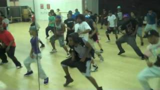 "Chuck Maldonado Choreography (Slim - ""So Fly"")"