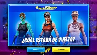 🔴WAITING THE NEW STORE OF FORTNITE !! *TODAY SKINS VOTES* OUTFIT AND MINIGAMES.