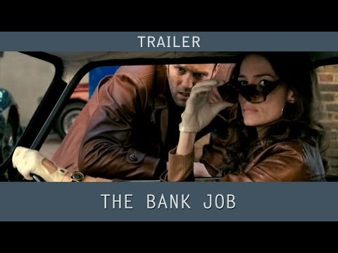 The Bank Job is listed (or ranked) 20 on the list The Best Action Movies of 2008