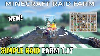 How to Make Raid Farm in Minecraft 1.17 (NEW)