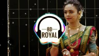 Wajle Ki Bara - 3D AUDIO SONG | USE HEADPHONE | Natarang Movie | Amruta Khanvilkar | Ajay-Atul