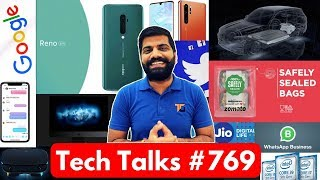 Tech Talks #769 - YTFF Passes, Oppo Reno, BMW EVs, P30 Pro Price, 10Lakh iMac, Moto Z4, Jio India