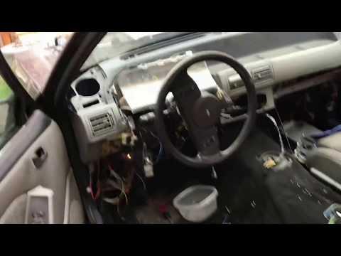 Fox Body Mustang Dash Cluster