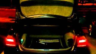 E90 Boot Auto Open