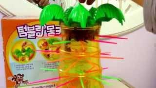 Tumblin Monkeys Game Toys Play 텀블린 몽키 보드게임 장난감 놀이 라임튜브