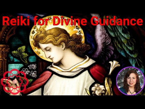 Reiki for Divine Guidance