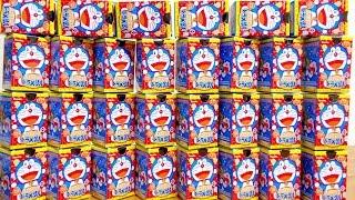 チョコエッグ ドラえもんプラス 大量開封☆全18種+シークレット1種 コンプできるか!?Doraemon surprise egg