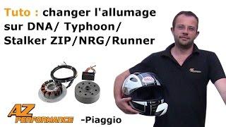 Tuto Changer l'allumage de son Typhoon / Stalker / Zip / ...