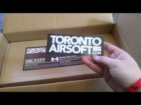 Toronto Airsoft Mystery Box Unboxing