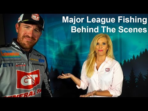 Inside Look of Major League Fishing | Wheeler Fishing Episode 18