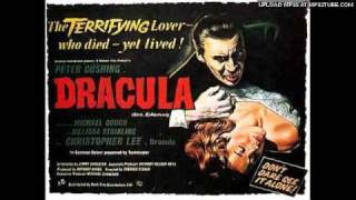 Dracula main theme - James Bernard and Christopher Lee