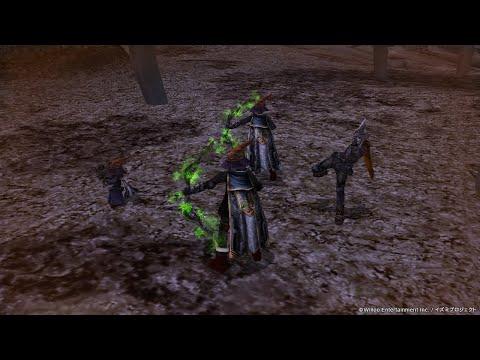 Pandora Saga Remake. Игра в одну пати против сильной гильдии Альфхейм.