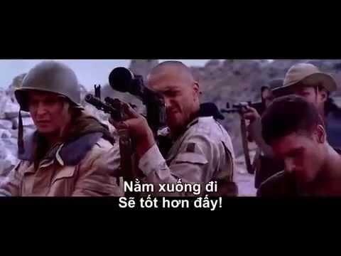Phim hành động Nga   Đại đội 9   Phụ đề tiếng việt full hd