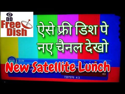 International Tv Channel On The Free dish - ( Pes Free dish )