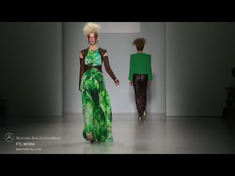 FTL MODA MERCEDES-BENZ FASHION WEEK FW 2015 COLLECTIONS