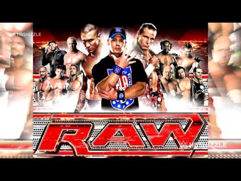 2006-2009: WWE Monday Night RAW 8th Theme Song -
