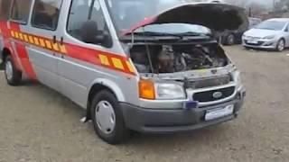 Ford transit - 2.5 D - 1999 - EDL 100L - motor