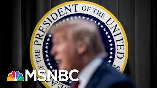 Jeremy Bash: Trump's Only Way Out Is To Resign And Let Pence Pardon Him | The 11th Hour | MSNBC