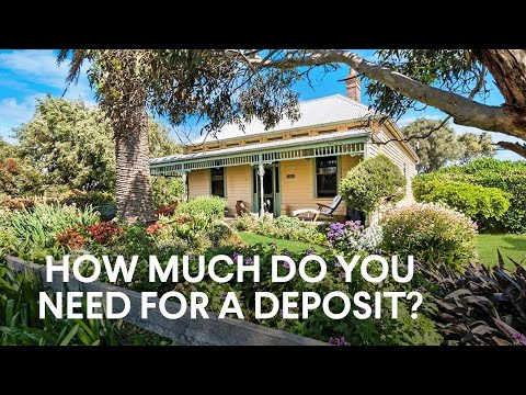 How much deposit do you need to buy a house?