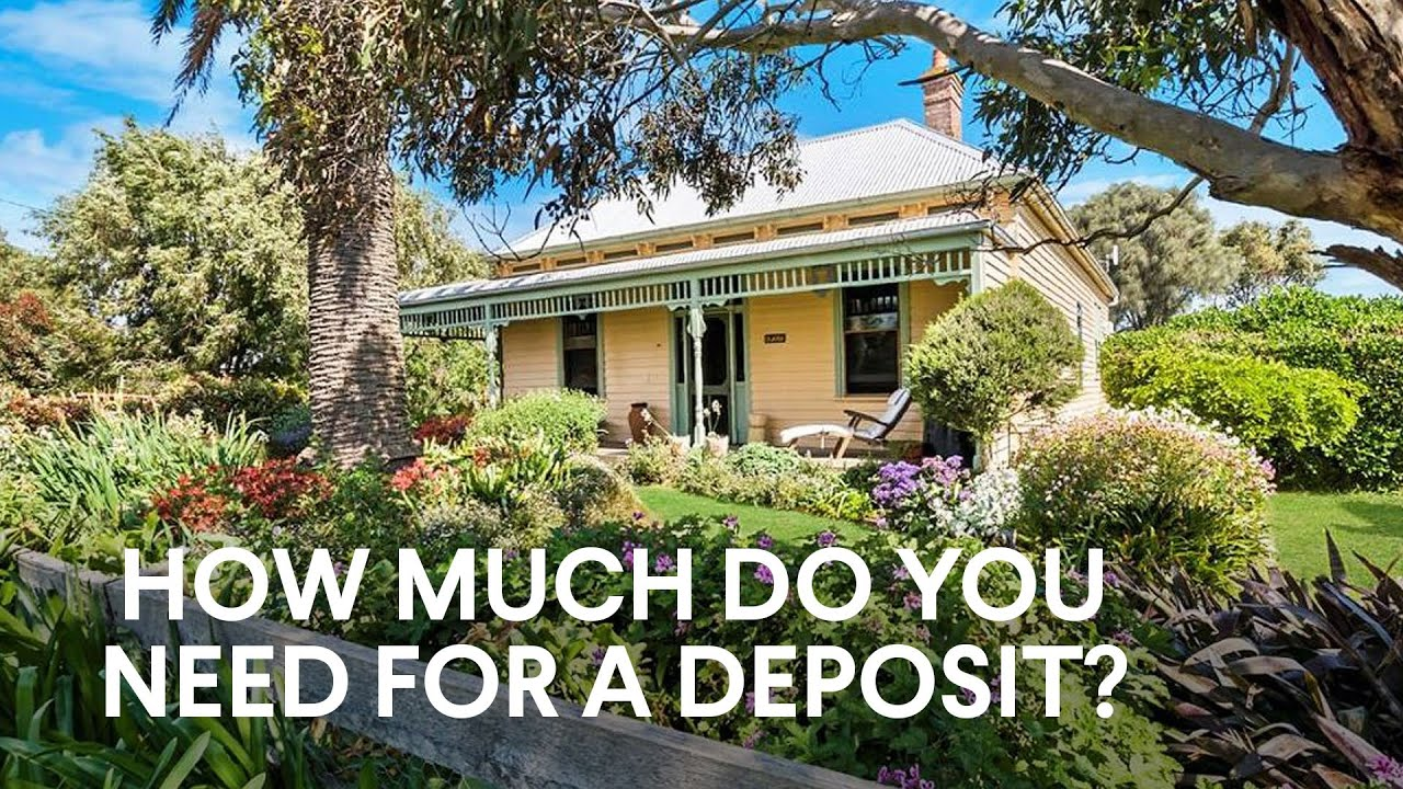 6e3e4846229 How much deposit do you need to buy a house  - Domain - YouTube