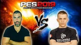 PES 2019 CHRISTOPHER_PW (WORLD CHAMPION) VS PATANEGRA7