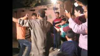 Pakistani Wedding Dhol dance(SIALKOT)