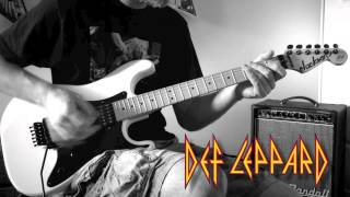 Def Leppard - Women Guitar Cover