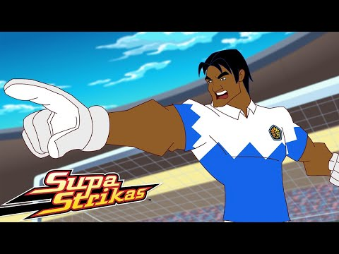 Download Supa Strikas - Season 1 - Ep 5 - Blasts from the Past - Soccer Adventure Series | Kids Cartoon