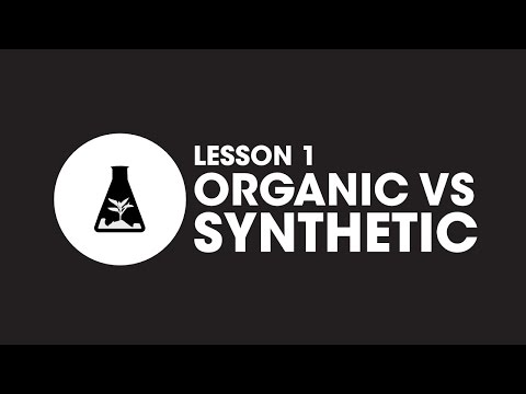 The Battle Between Organic vs Synthetic Plant Nutrients - Lesson 1