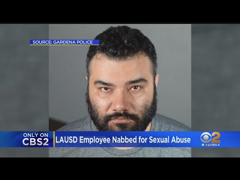 LAUSD Employee Accused Of Sexual Abuse At Gardena Elementary School