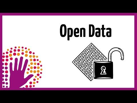 Open Data - Explained In A Nutshell