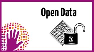 Open Data - explained in a nutshell