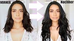 Extensions | Haarverlängerung in vier Minuten | Lamiya Slimani