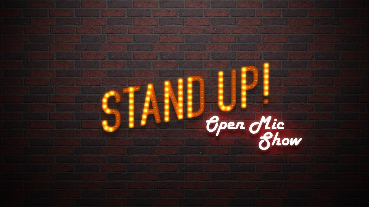 Marketing Exhibition Stand Up Comedy : Stand up comedy show pack adobe after effects template