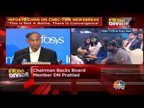 The Infosys Divide: R Seshasayee defends Vishal Sikka's compensation