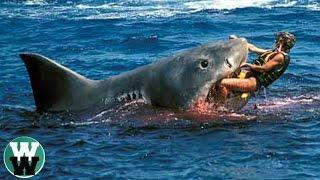 10 DEADLIEST Shark Attack Stories