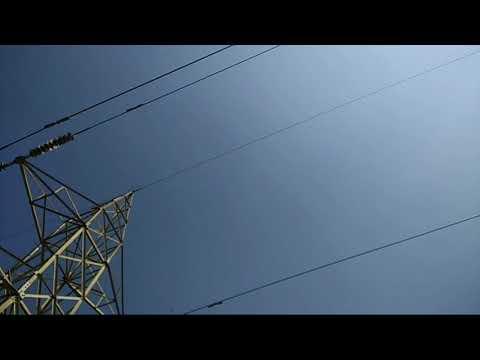 Village dangerous clims electric pol ! Dangerous powers
