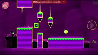 Geometry Dash World// world 1 level 1// the birth of a new series