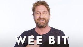 "Gerard Butler teaches you Scottish slang words. Watch Gerard Butler in ""Den of Thieves,"" in theaters 1/19. Still haven't subscribed to Vanity Fair on YouTube?"