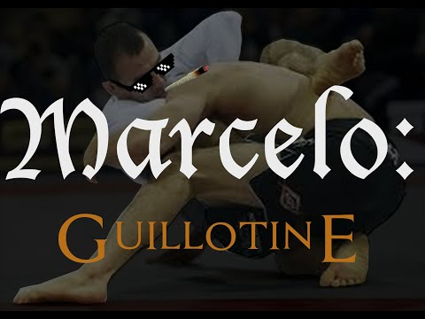 Marcelo Garcia's Deadly Guillotine