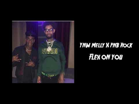 YNW Melly Ft. PNB Rock - Flex on you (Audio)