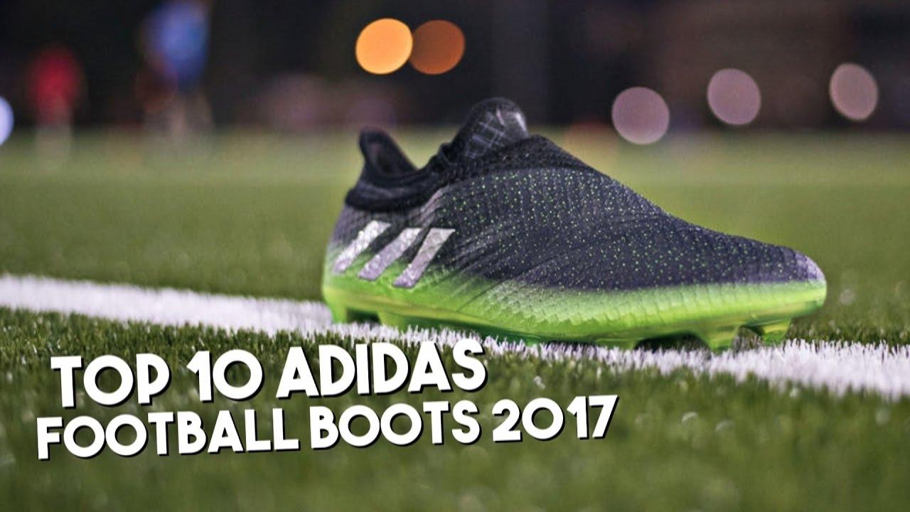 84e03d004 ... shop top 10 adidas football boots 2017 youtube 7ebbd 59cff