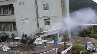 航空自衛隊高畑山分屯基地創立60周年記念行事:対空機関砲VADS-1改
