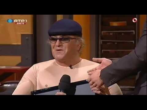 José Cid põe tudo a nu! - Luís Filipe Borges - 5 Para a Meia-Noite