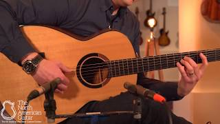 Tom Sands OO Acoustic Guitar, Played By Stuart Ryan (Part One)