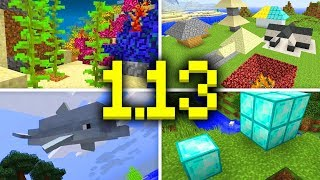 Minecraft 1.13: Co nowego?
